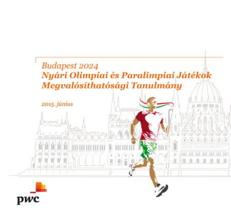 Olimpiai tanulmány borítója